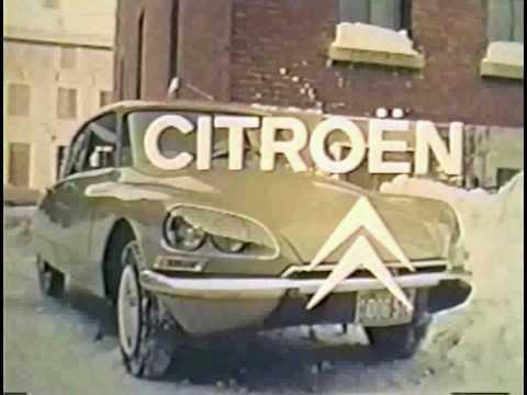 Pub Citroën Canada 1970 (1)