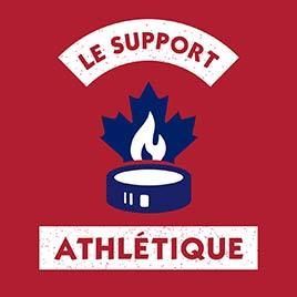 Le support athlétique, podcast  hockey du site athletic.com