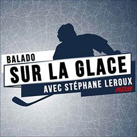 sur la glace, podcast sur le junior et le rocket par Stéphane Leroux