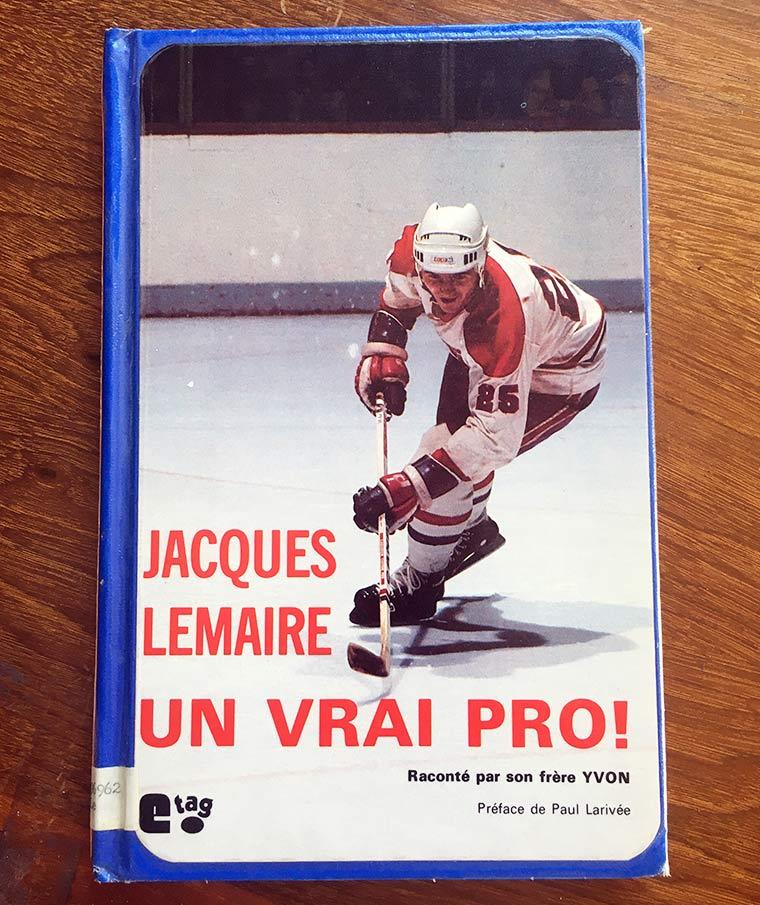 Jacques Lemaire, un vrai pro