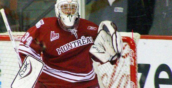Jake Allen avec le Canadien