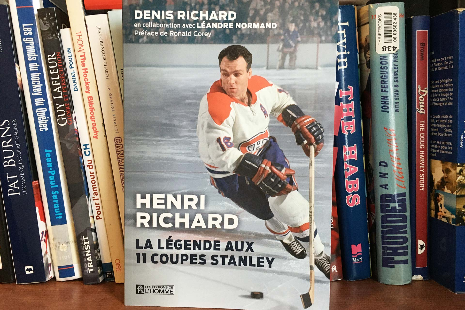Biographie d'Henri Richard