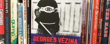 Biographie Georges Vézina